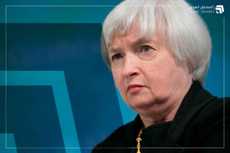 جانيت يلين تحث الكونجرس على ضرورة رفع سقف الديون الحكومية
