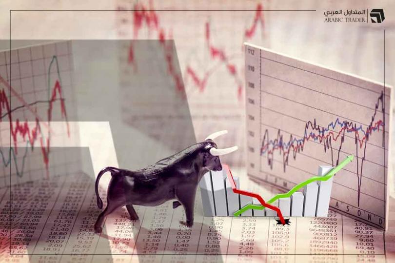 الأسهم الأمريكية تسجل ارتفاع قياسي خلال اليوم