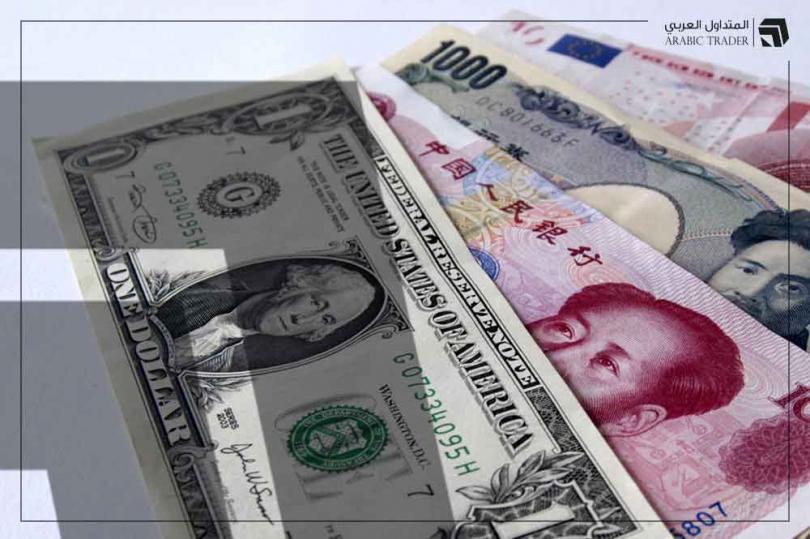 الين الياباني يتصدر العملات الخاسرة خلال تداولات اليوم