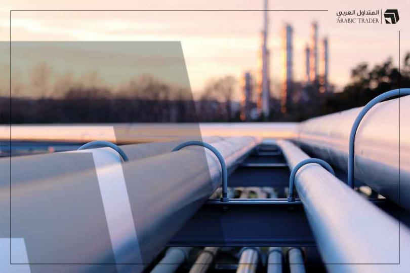 عقود الغاز الطبيعي تسجل ارتفاع جديد على خطي النفط الخام