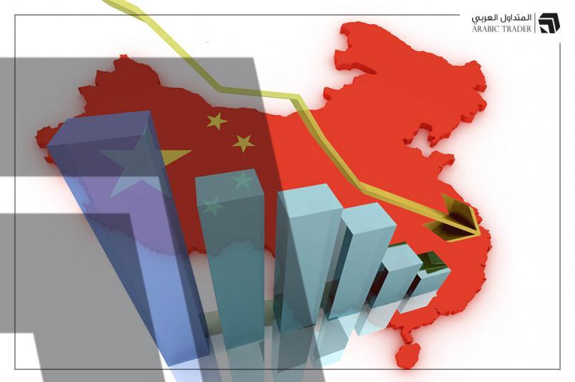 البيانات الصينية تدفع الأسهم الأسيوية للهبوط خلال اليوم