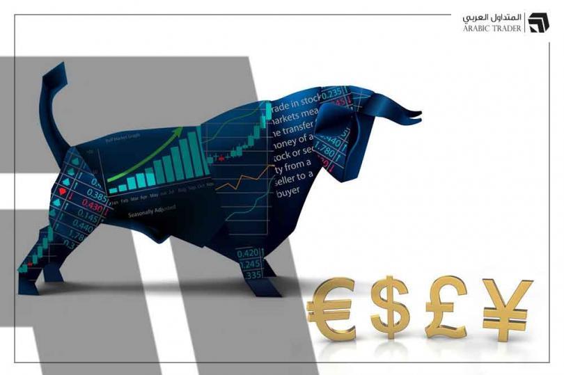 عملات السلع والجنيه الإسترليني يسيطران على ارتفاعات العملات اليوم