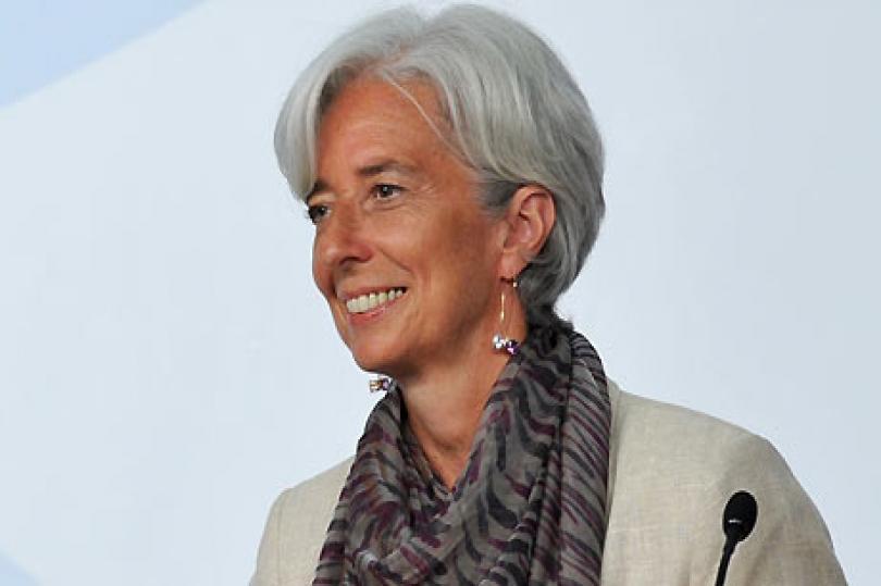لاجارد، رئيس صندوق النقد الدولي: يجب أن يعتمد رفع الفائدة الأمريكية على ضغوط الأسعار