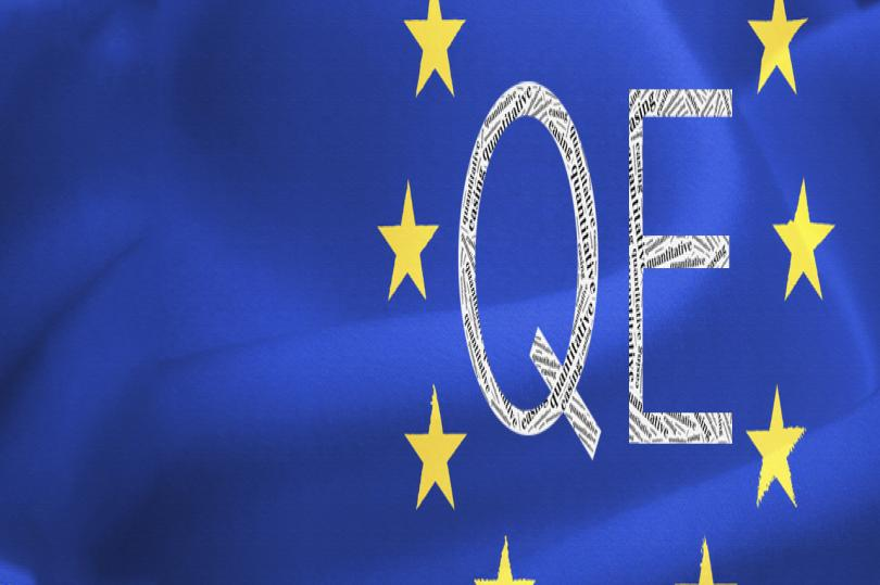 حصيلة مشتريات المركزي الأوروبي من السندات تتخطى 570 مليار يورو