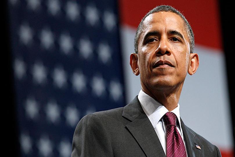 أوباما يلقي الخطاب الأخير له