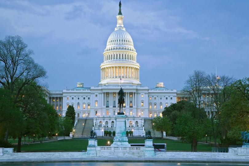 مجلس الشيوخ الأمريكي يعلن موافقة وشيكة على حزمة بتريليون دولار