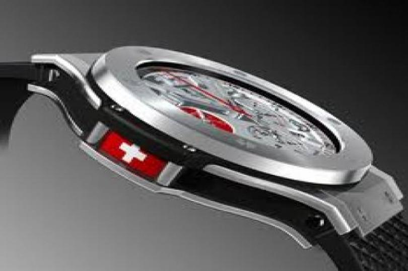 ارتفاع صادرات الساعات السويسرية خلال شهر أبريل