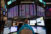 مؤشرات الأسهم الأمريكية تتحول إلى الانخفاض متخلية عن مستوياتها القياسية