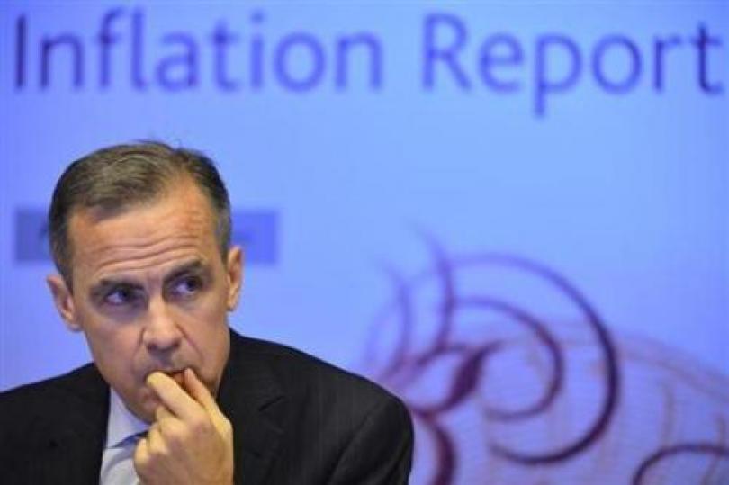 مارك كارني بصدد الإعلان عن السياسة النقدية