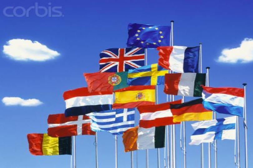 ارتفاع الناتج المحلي الإجمالي لمنطقة اليورو