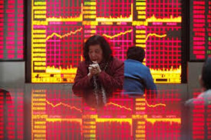 """مؤشر """"شنغهاي"""" يغلق تداولاته على تراجع بنسبة 0.77%"""