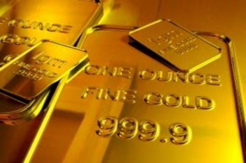 الذهب بنتظر تلاشي تجنب المخاطرة تمامًا لبدء رحلة الهبوط
