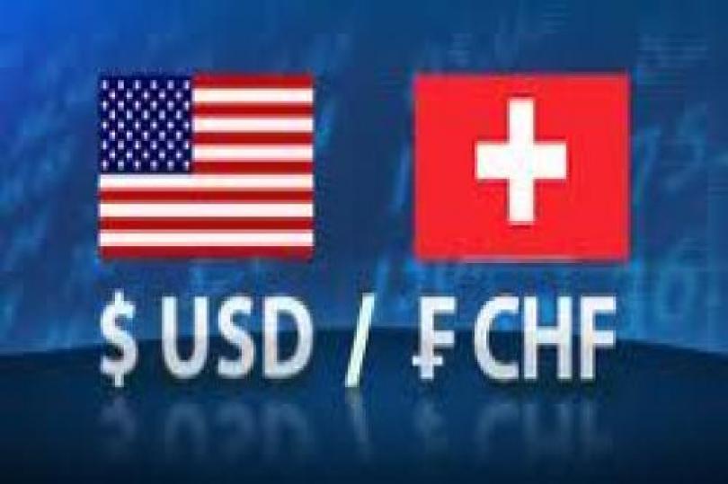 الدولار فرنك مابين أوامر البيع وطلبات الشراء
