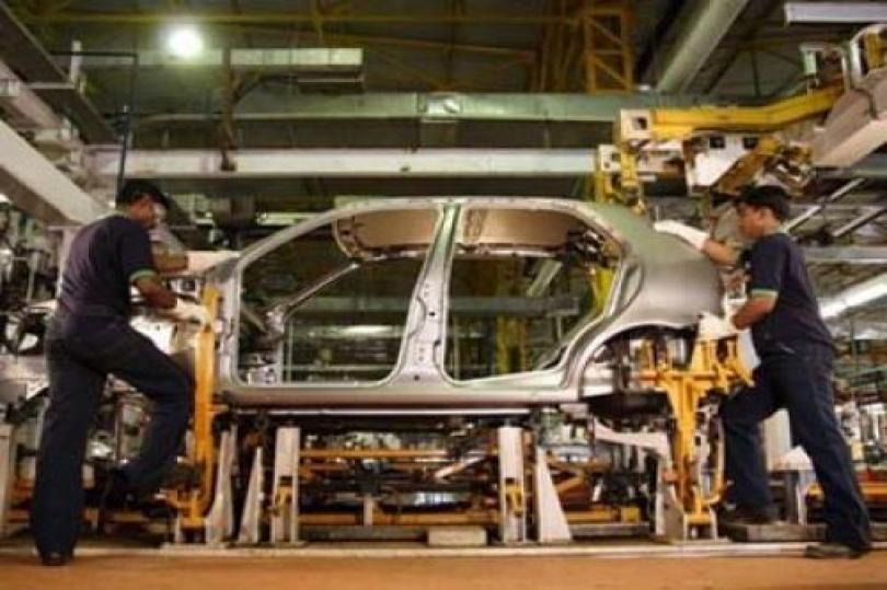 مؤشر الإنتاج الصناعي دون تغيير في أبريل