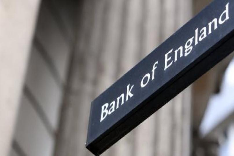 إبقاء بنك انجلترا على معدلات الفائدة