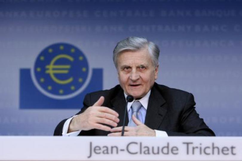 تريشيه يتمسك بالتطلعات الحيادية لاقتصاد منطقة اليورو