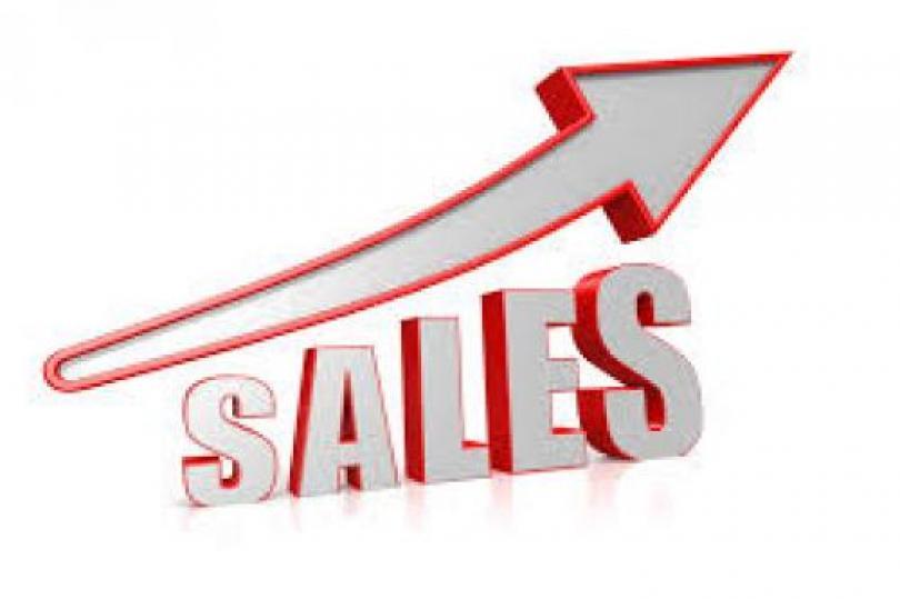 مبيعات المتاجر الأمريكية