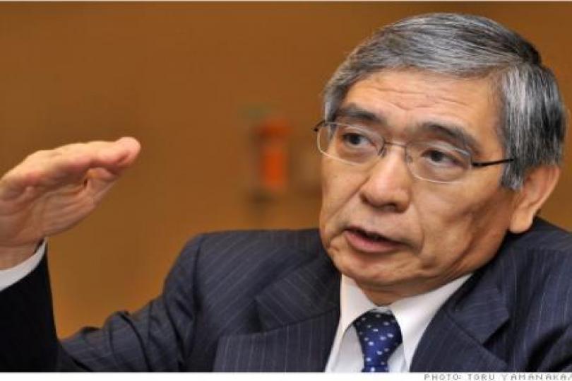 كورودا: اتجاه الأسعار في اليابان يتحسن بوتيرة ثابتة