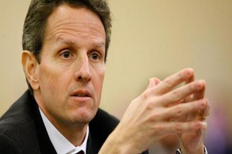 جيثنر: تراجع الإنفاق الحكومي لتحفيز الاقتصاد بدا في التراجع