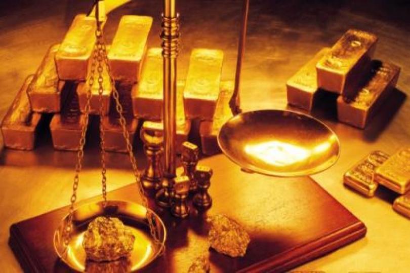 الذهب يسجل أعلى مستوياته في 11 أسبوع