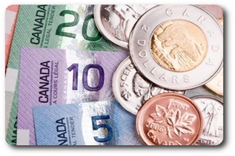 (الدولار/ كندي) يصل لأعلى مستوياته خلال التداولات