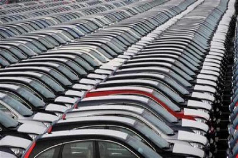 زيادة مبيعات السيارات بالولايات المتحدة