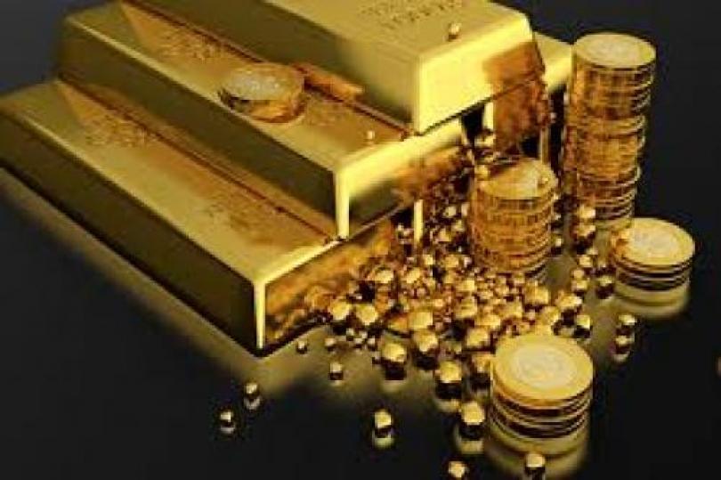 الذهب يشهد استقرارًا بسبب ضعف الدولار