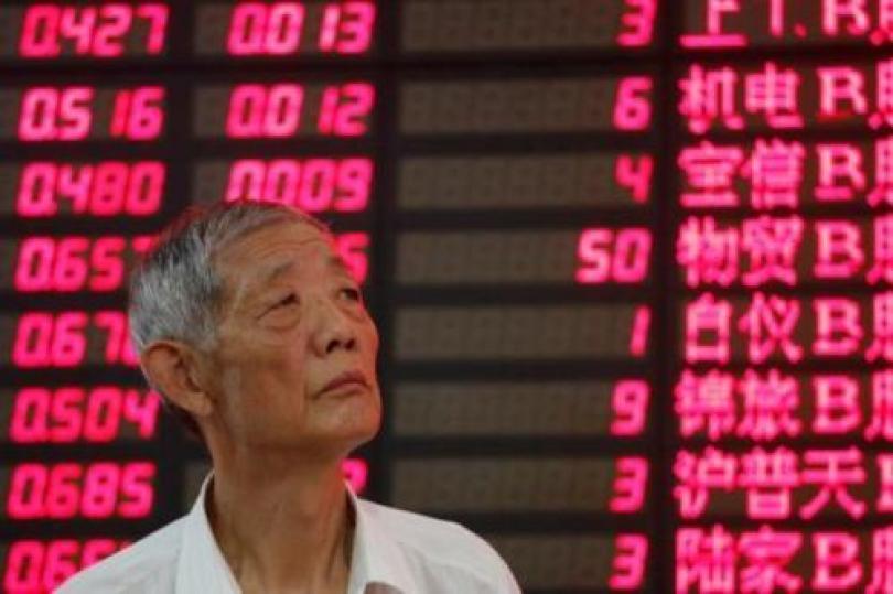 هبوط الأسهم اليابانية