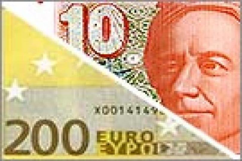 تراجع اليورو من أعلى مستوى له في 5 أيام مقابل الفرنك السويسري
