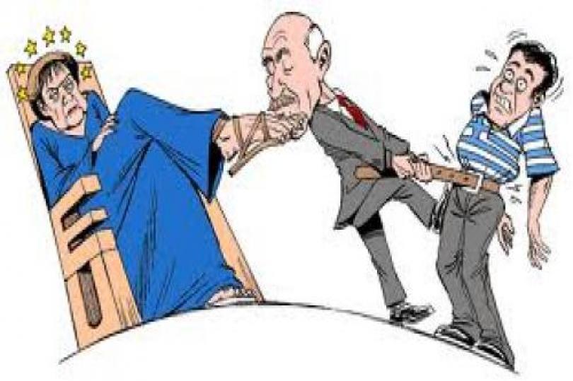 هبوط اليورو مع تأجيل اعتماد حصة الإنقاذ المالي لليونان مرة أخرى