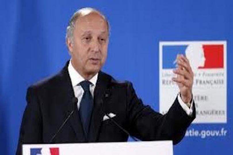 """""""فابيوس"""": ستقدم فرنسا بعض الحلول للمساعدة في حل الأزمة الأوكرانية"""