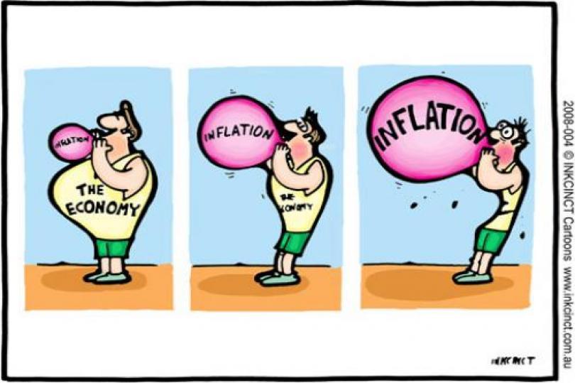 تباطؤ التضخم في منطقة اليورو في مايو