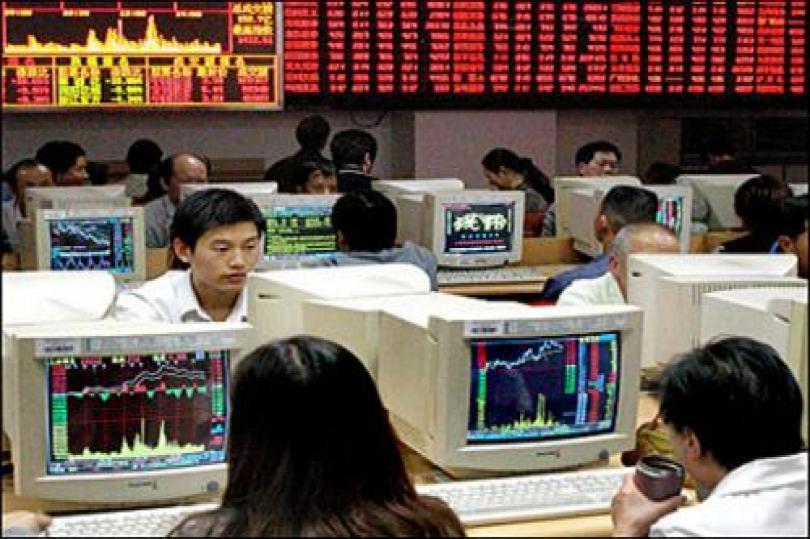 البورصة الصينية تفتتح التعاملات على هبوط