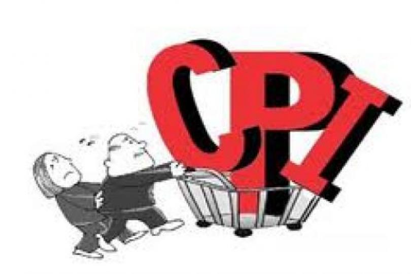 القراءت الأولية لمؤشر CPI توافق المتوقع