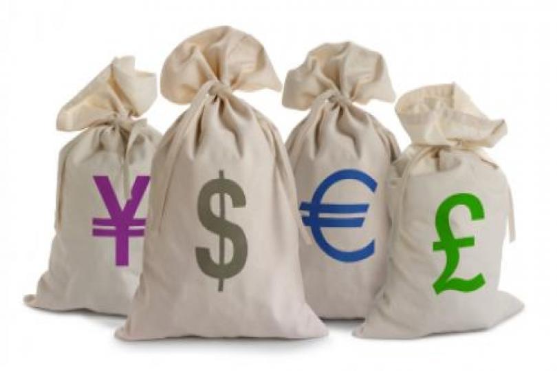 """الدولار يتراجع قبل نتائج اجتماع الفيدرالي وحديث """"برنانكي"""""""