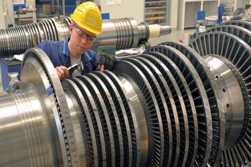 ارتفاع الإنتاج الصناعي الألماني إلى 0.7%