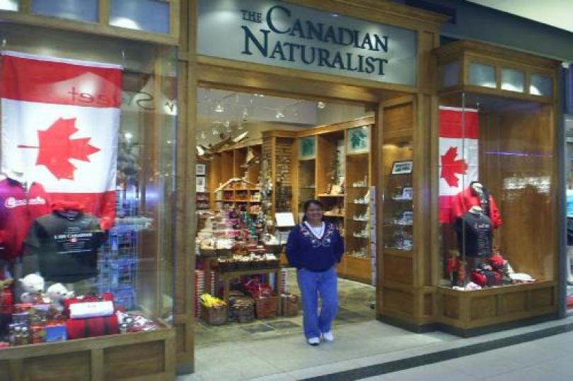 مبيعات التجزئة الكندية تسجل ارتفاعًا للشهر الثالث على التوالي