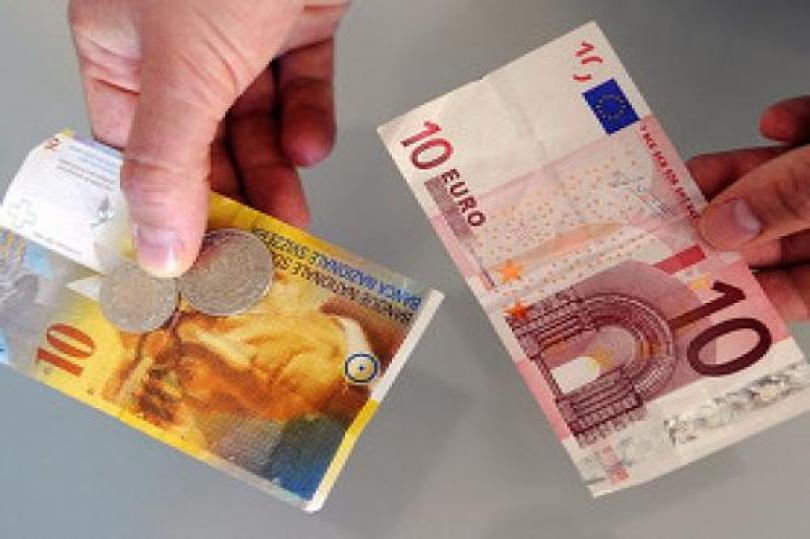 الفرنك السويسري يرتفع أمام العملات الرئيسة